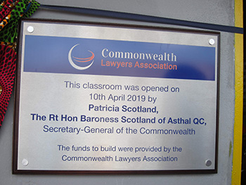 Commonwealth law conference