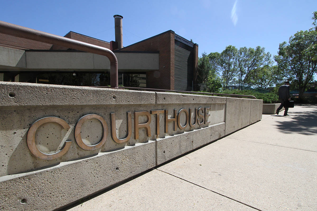 Red Deer's court system under stress from many sides
