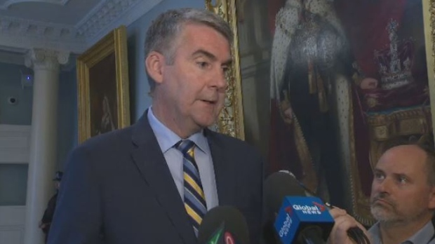 N.S. premier defends bill withdrawing Crown prosecutors' arbitration rights