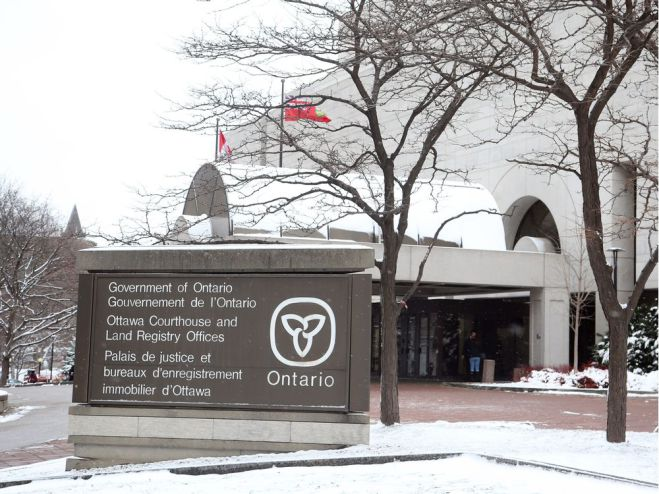 More than 1,000 Ottawa criminal cases 'at-risk' of breaching delay limit
